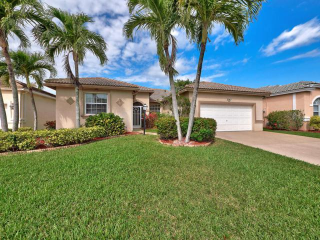 3767 Spring Crest Court, Lake Worth, FL 33467 (#RX-10416525) :: United Realty Consultants, Inc