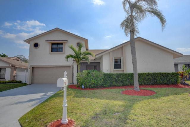 21734 Rainberry Park Circle, Boca Raton, FL 33428 (#RX-10416575) :: United Realty Consultants, Inc