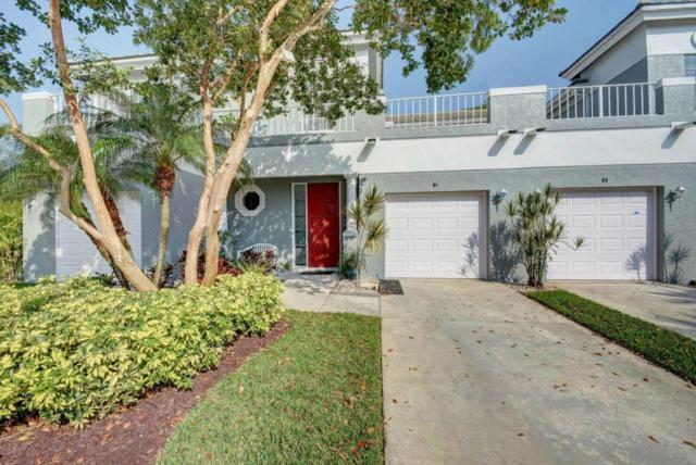 10315 S Andover Coach Lane B1, Lake Worth, FL 33449 (#RX-10416576) :: United Realty Consultants, Inc