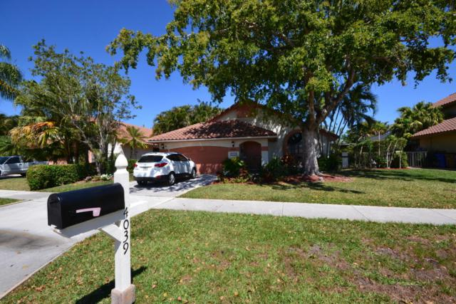 4039 NW 5th Drive, Deerfield Beach, FL 33442 (#RX-10416913) :: The Haigh Group | Keller Williams Realty