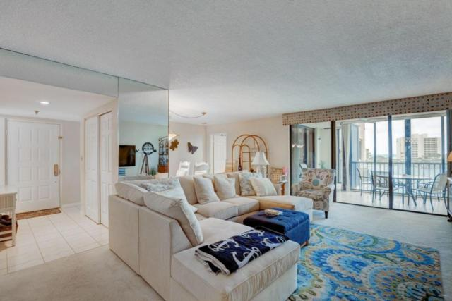 19800 Sandpointe Bay Drive #602, Tequesta, FL 33469 (#RX-10418085) :: Ryan Jennings Group