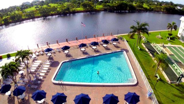 10 Colonial Club Drive #304, Boynton Beach, FL 33435 (#RX-10420170) :: Ryan Jennings Group
