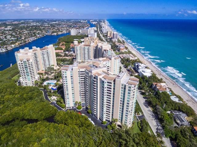 3700 S Ocean Boulevard #903, Highland Beach, FL 33487 (#RX-10420799) :: Ryan Jennings Group