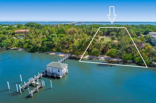 0 S River Road, Sewalls Point, FL 34996 (#RX-10421509) :: Ryan Jennings Group