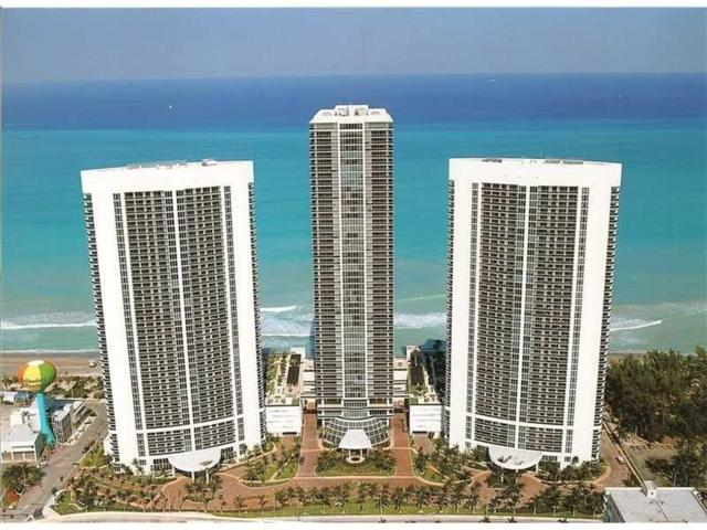 1800 S Ocean Drive #1405, Hallandale Beach, FL 33009 (MLS #RX-10422083) :: Castelli Real Estate Services