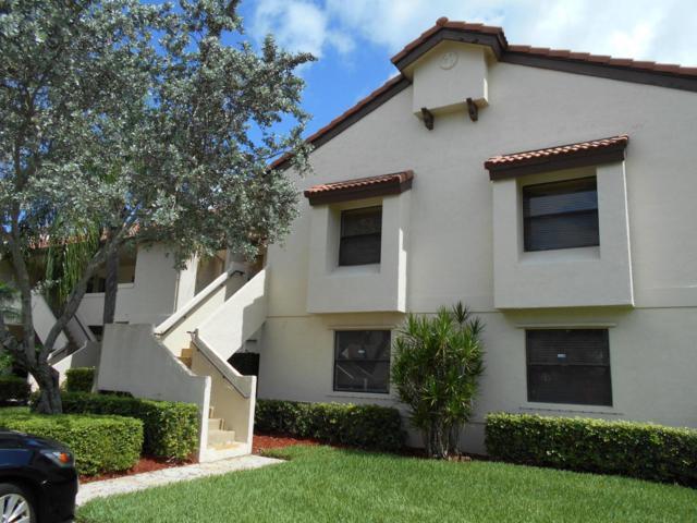 5899 Parkwalk Drive #624, Boynton Beach, FL 33472 (#RX-10422520) :: Ryan Jennings Group