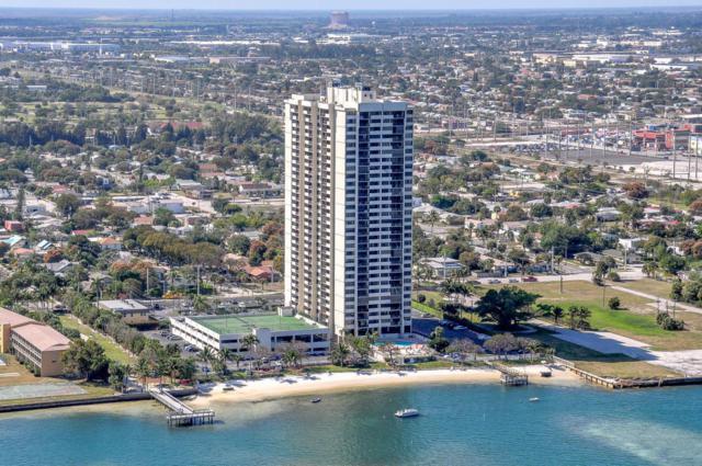 5600 N Flagler Drive #610, West Palm Beach, FL 33407 (#RX-10423349) :: Ryan Jennings Group