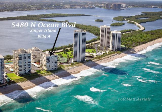 5480 N Ocean Drive A3c, Riviera Beach, FL 33404 (#RX-10423536) :: The Haigh Group | Keller Williams Realty