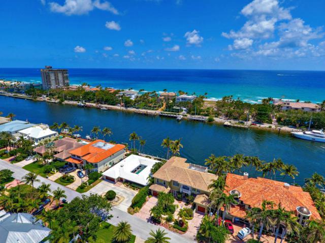 3416 NE 31st Avenue, Lighthouse Point, FL 33064 (MLS #RX-10424389) :: Castelli Real Estate Services