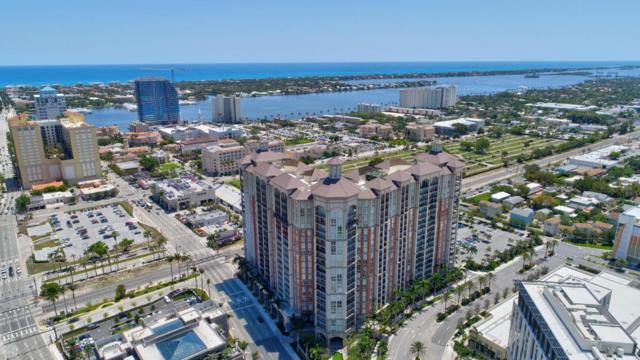 550 Okeechobee Boulevard #701, West Palm Beach, FL 33401 (#RX-10424587) :: Ryan Jennings Group