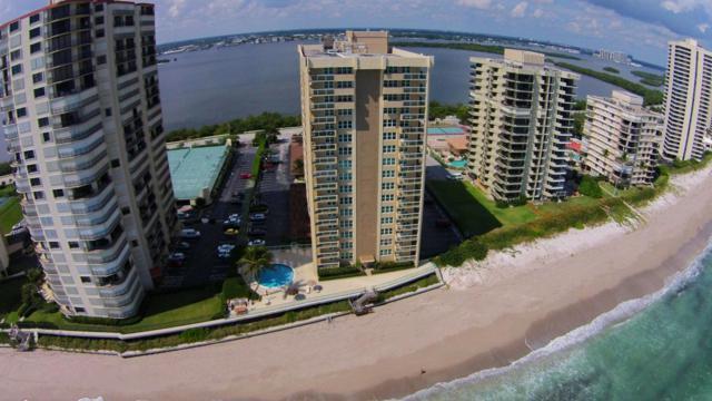 5440 N Ocean Drive #1402, Riviera Beach, FL 33404 (#RX-10425676) :: Ryan Jennings Group