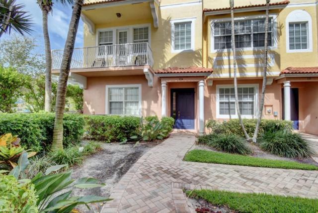 134 Harbors Way, Boynton Beach, FL 33435 (#RX-10425733) :: The Haigh Group | Keller Williams Realty