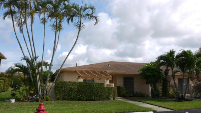 5801 Areca Palm Court A, Delray Beach, FL 33484 (#RX-10425741) :: The Haigh Group | Keller Williams Realty