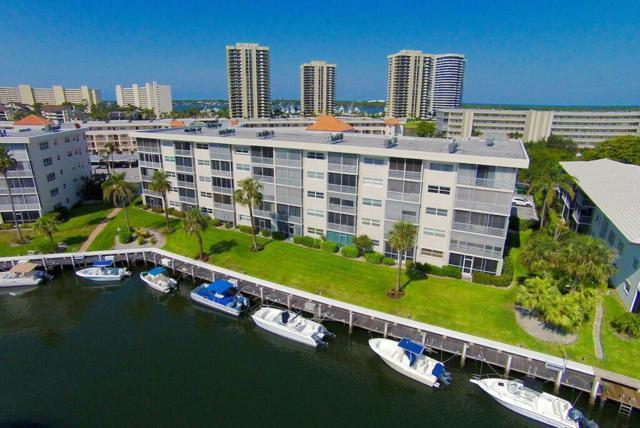 29 Yacht Club Drive #402, North Palm Beach, FL 33408 (#RX-10425744) :: Ryan Jennings Group