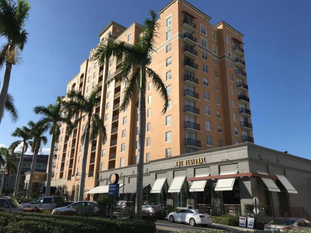 651 Okeechobee Boulevard #812, West Palm Beach, FL 33401 (#RX-10425777) :: The Haigh Group | Keller Williams Realty
