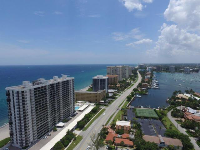250 S Ocean Boulevard Ph-E, Boca Raton, FL 33432 (MLS #RX-10426164) :: The Paiz Group
