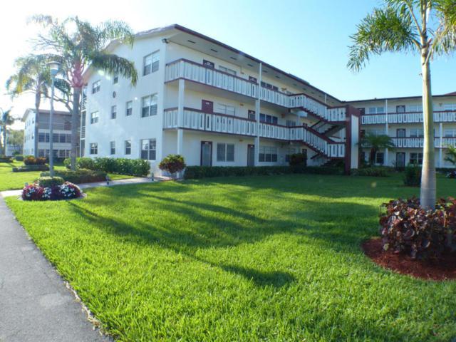 589 Fanshaw O, Boca Raton, FL 33434 (#RX-10426744) :: Ryan Jennings Group