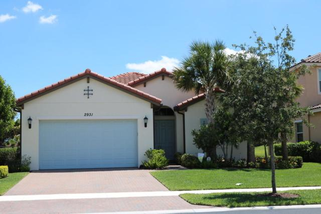 2931 Bellarosa Circle, Royal Palm Beach, FL 33411 (#RX-10426796) :: Blue to Green Realty