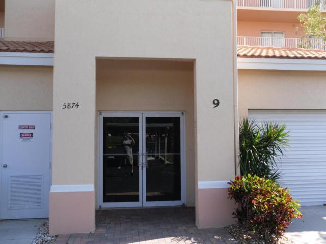 5874 Crystal Shores Drive #205, Boynton Beach, FL 33437 (#RX-10426873) :: Ryan Jennings Group