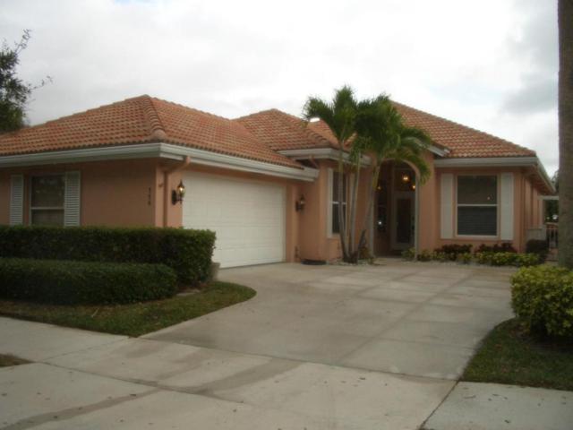 114 Hampton Circle, Jupiter, FL 33458 (MLS #RX-10427782) :: Castelli Real Estate Services