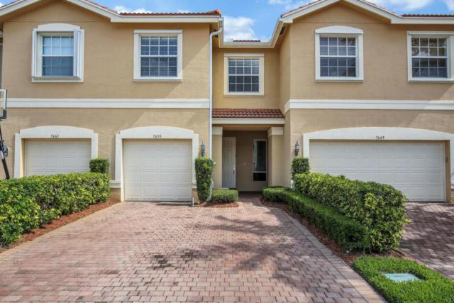 7655 Spatterdock Drive, Boynton Beach, FL 33437 (#RX-10428365) :: Ryan Jennings Group
