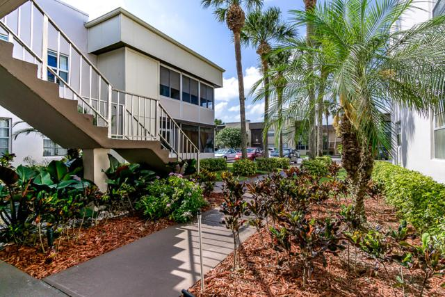 160 Normandy D Lane #160, Delray Beach, FL 33484 (#RX-10428584) :: Ryan Jennings Group
