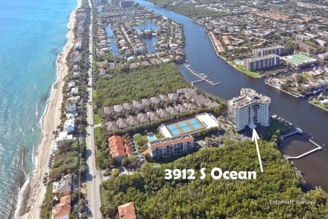 3912 S Ocean Boulevard #1201, Highland Beach, FL 33487 (#RX-10428979) :: Ryan Jennings Group