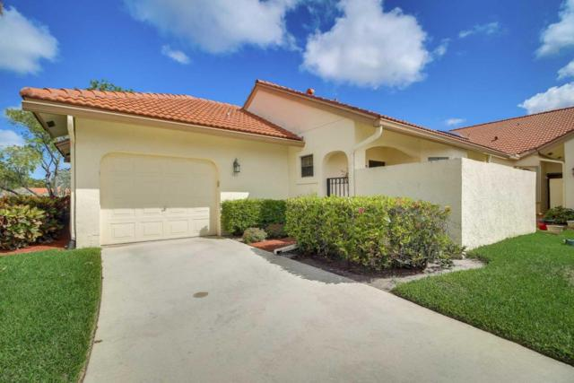 8328 Waterline Drive #101, Boynton Beach, FL 33472 (#RX-10429453) :: Ryan Jennings Group