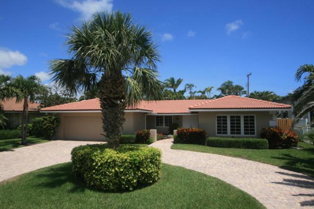 867 Malaga Drive, Boca Raton, FL 33432 (MLS #RX-10429620) :: Castelli Real Estate Services