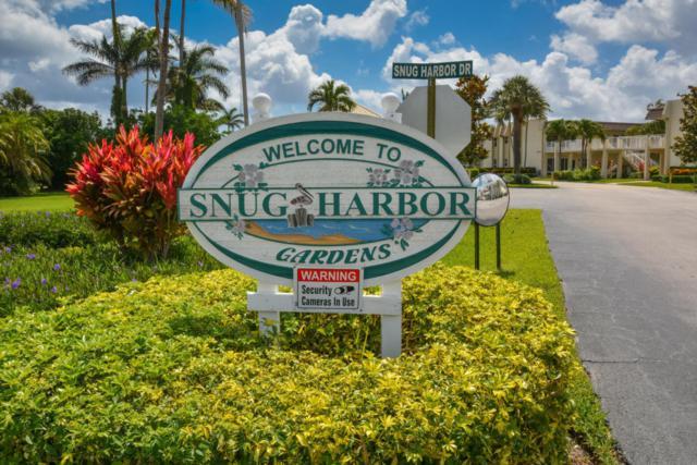 624 Snug Harbor Drive B11, Boynton Beach, FL 33435 (#RX-10429927) :: Ryan Jennings Group