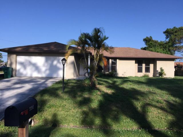 2292 SE Aneci Street, Port Saint Lucie, FL 34984 (#RX-10429946) :: Ryan Jennings Group