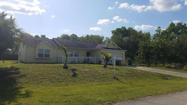 2141 SW Pruitt Street, Port Saint Lucie, FL 34953 (#RX-10430056) :: Ryan Jennings Group