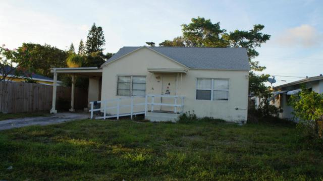 411 W Mango Street, Lantana, FL 33462 (#RX-10430146) :: Ryan Jennings Group