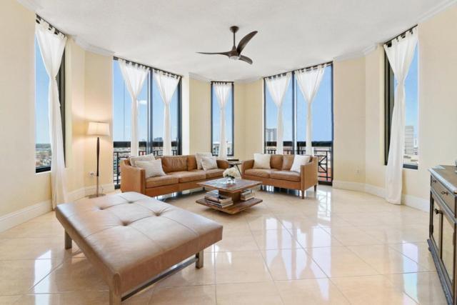 701 S Olive Avenue #928, West Palm Beach, FL 33401 (#RX-10430997) :: Ryan Jennings Group