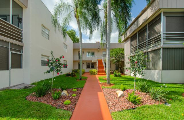 438 Capri J, Delray Beach, FL 33484 (#RX-10431071) :: Ryan Jennings Group