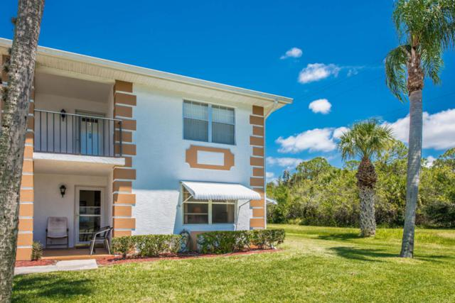 534 S Lakes Ends Drive D-1, Fort Pierce, FL 34982 (#RX-10431150) :: Ryan Jennings Group