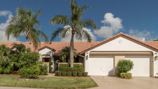 8249 Waterline Drive, Boynton Beach, FL 33472 (#RX-10431521) :: Ryan Jennings Group