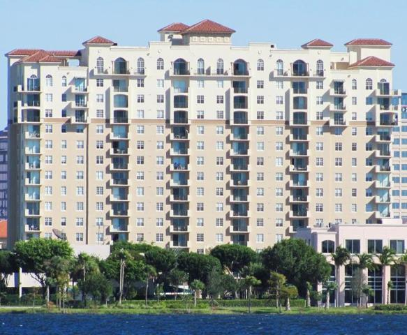 616 Clearwater Park Road #1103, West Palm Beach, FL 33401 (#RX-10431814) :: Ryan Jennings Group