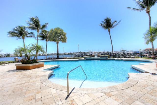 157 Yacht Club Way #207, Hypoluxo, FL 33462 (#RX-10431875) :: Ryan Jennings Group
