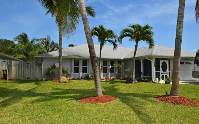 897 NE Maranta Terrado, Jensen Beach, FL 34957 (#RX-10432062) :: The Carl Rizzuto Sales Team