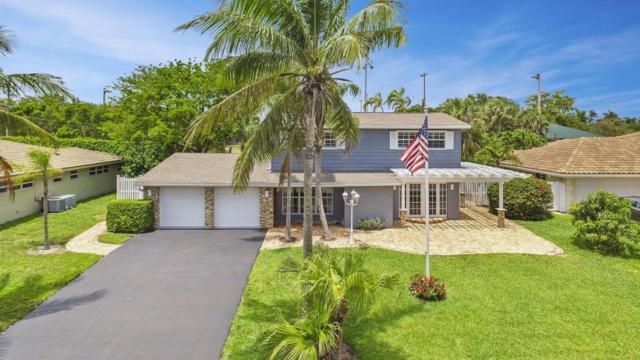 2151 NE 44th Court, Lighthouse Point, FL 33064 (MLS #RX-10432646) :: Castelli Real Estate Services