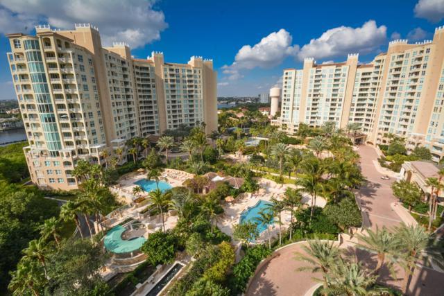 3740 S Ocean Boulevard #910, Highland Beach, FL 33487 (#RX-10432716) :: Ryan Jennings Group