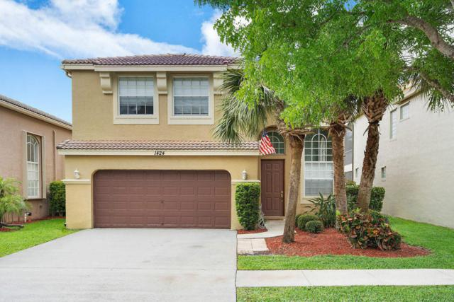 1424 Briar Oak Drive, Royal Palm Beach, FL 33411 (#RX-10432748) :: Blue to Green Realty