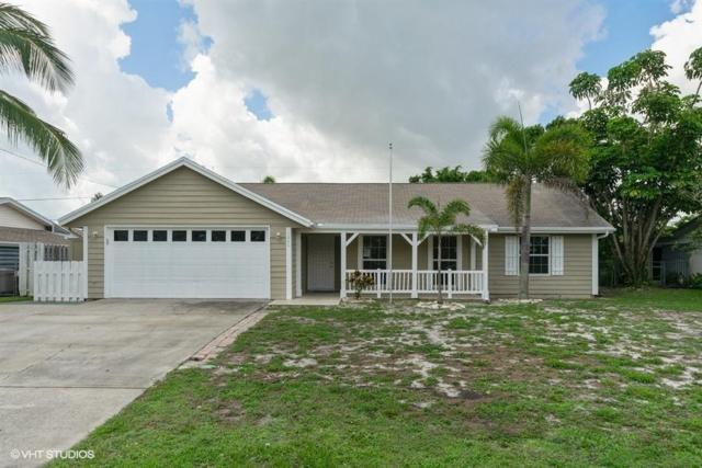 1964 NE 24th Street, Jensen Beach, FL 34957 (#RX-10432983) :: The Carl Rizzuto Sales Team
