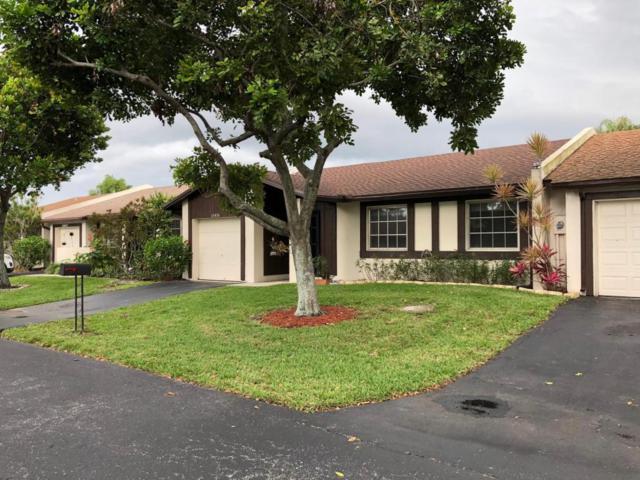 15831 Laurel Oak Circle #3, Delray Beach, FL 33484 (#RX-10433057) :: Ryan Jennings Group