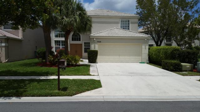 7469 Sally Lyn Lane, Lake Worth, FL 33467 (#RX-10433080) :: Ryan Jennings Group