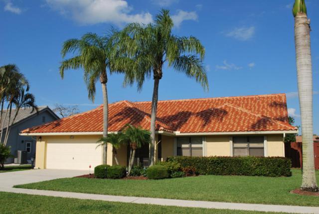 9688 Majestic Way, Boynton Beach, FL 33437 (#RX-10433104) :: Ryan Jennings Group