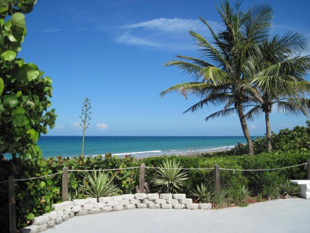 10851 S Ocean Drive #155, Jensen Beach, FL 34957 (#RX-10433132) :: The Carl Rizzuto Sales Team