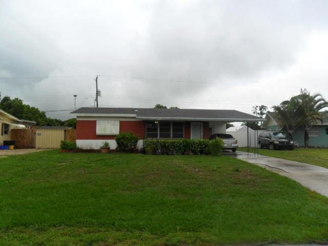 4208 Kivey Drive, Lake Worth, FL 33461 (#RX-10433151) :: Blue to Green Realty