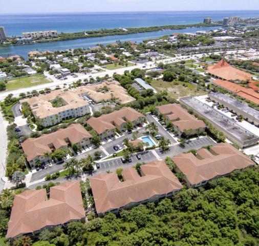 158 Village Boulevard B, Tequesta, FL 33469 (#RX-10433176) :: The Carl Rizzuto Sales Team